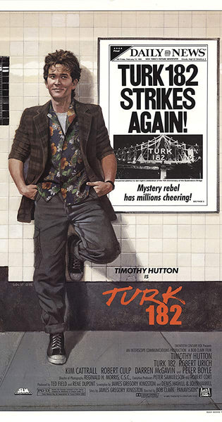 TURK 182 Graffiti movie poster
