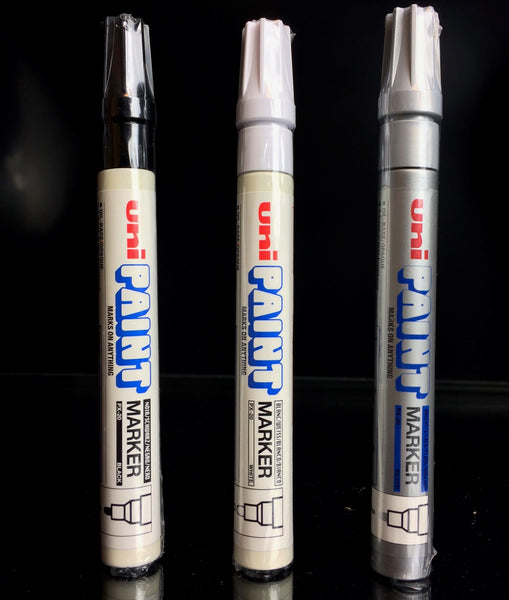 UniPaint Marker Review by Spray Planet - Buy Uni PX-30, Uni PX 20 and Uni PX-21 Markers Online!