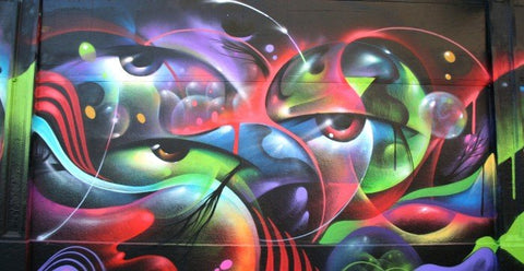VYAL ONE Street Artist from Los Angeles