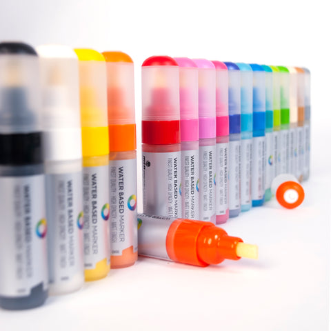 Montana Colors Chisel Tip Water Based Markers