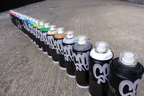 MTN Speed Spray Paint available on Spray Planet