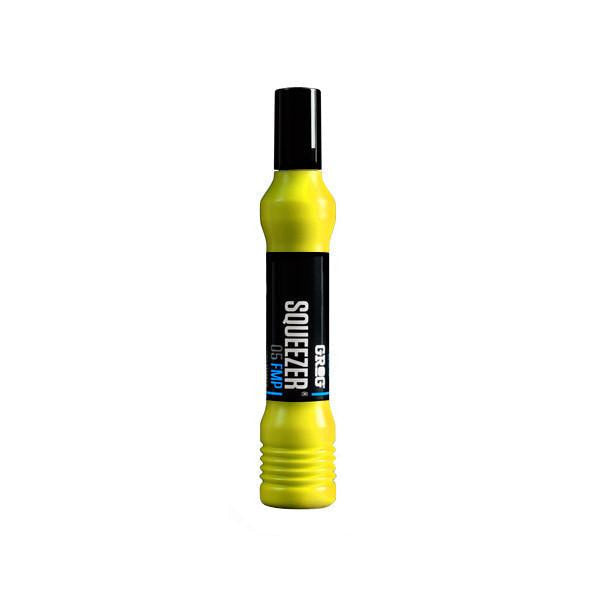 Grog Full Metal Paint Squeezer - 5mm - Flash Yellow