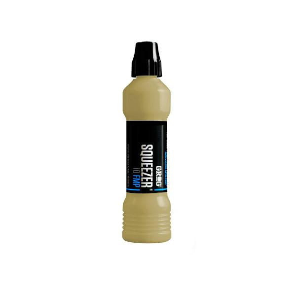 Grog Full Metal Paint Squeezer - 10mm - Klondike Gold