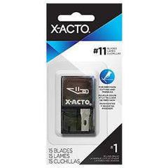 XACTO #11 Classic Fine Point Blade 15 Pack