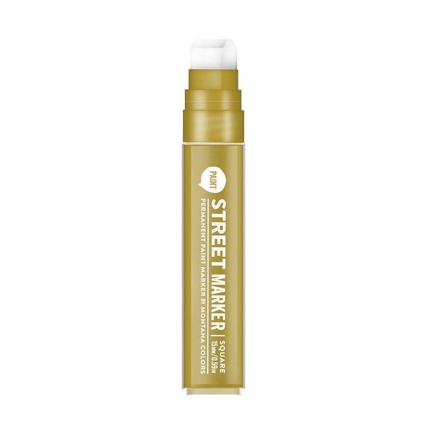 MTN Street Paint Markers 15mm - Gold | Spray Planet