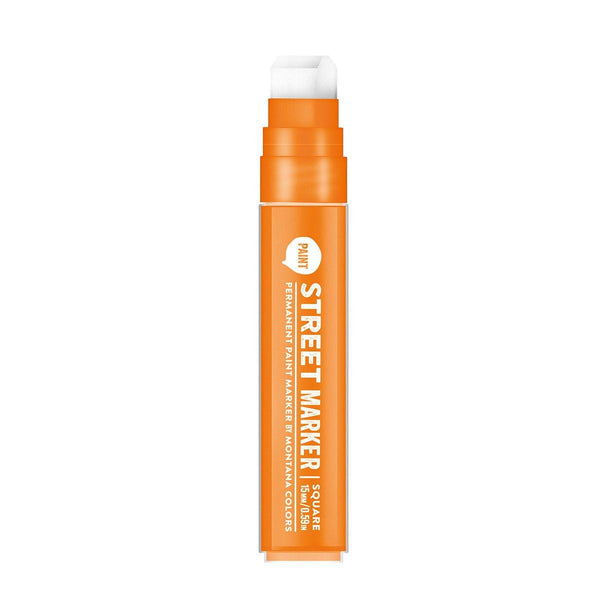 MTN Street Paint Markers 15mm - Orange | Spray Planet
