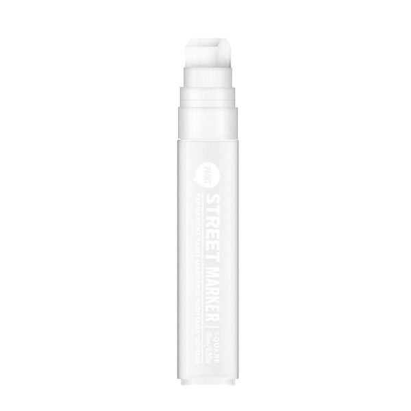 MTN Street Paint Markers 15 - Divinity White | Spray Planet