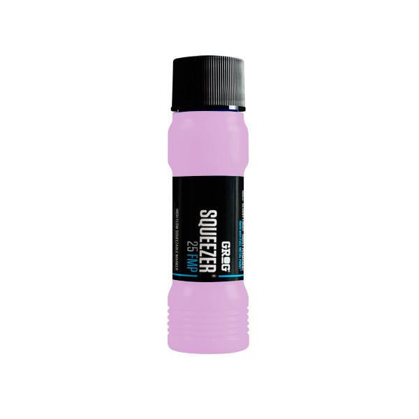 Grog Full Metal Paint Squeezer - 25mm - Piggy Pink