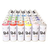 MTN Spray Paint Packs </br> 94 Crew Pack 48 Cans