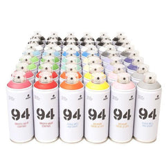 MTN 94 Crew<br>48 Spray Can Pack