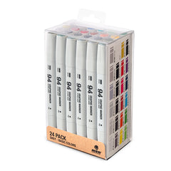MTN 94 Graphic Marker </br>24 Pack - Primary/Greyscale