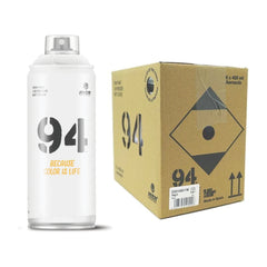 MTN 94 Spray Paint 6 Pack - White