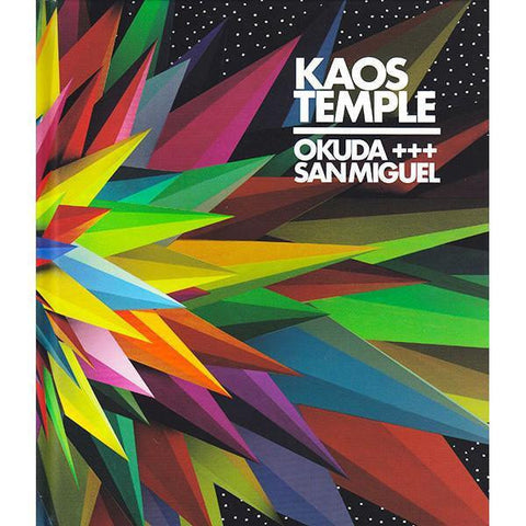 Okuda - Kaos Temple Book (signed)