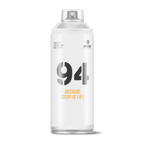MTN 94 Spray Paint - Air White | Spray Planet