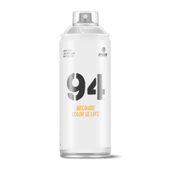 "MTN 94 Spray Paint - <div style=""color:black;"">Air White (Spectral)</div>"