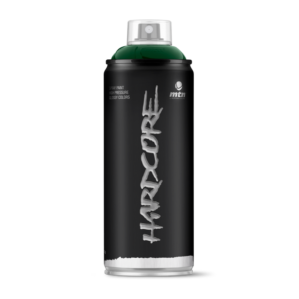 MTN Hardcore Spray Paint - Amazonas Green | Spray Planet