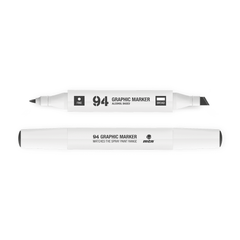 MTN 94 Graphic Marker Individual - Anthracite Grey (RV-7016)