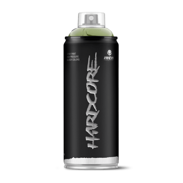 MTN Hardcore Spray Paint - Apple Green | Spray Planet