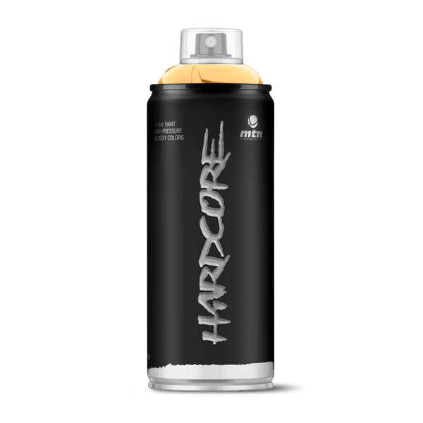 MTN Hardcore Spray Paint - Atacama Yellow | Spray Planet