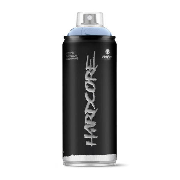 MTN Hardcore Spray Paint - Aurora Blue | Spray Planet