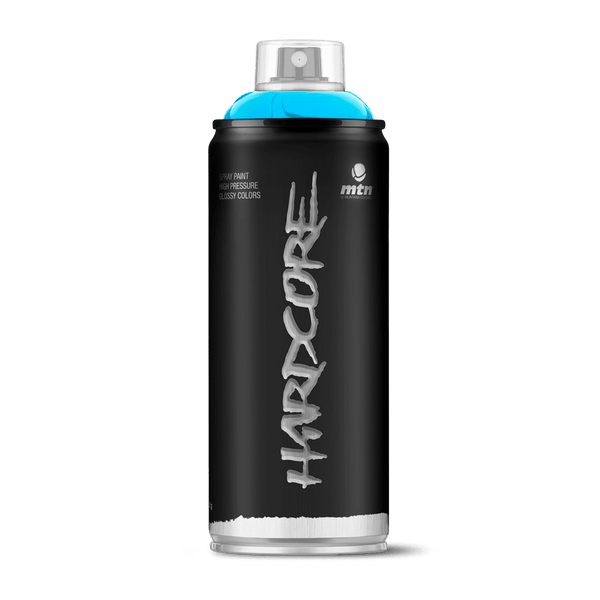 MTN Hardcore Spray Paint - Avatar Blue | Spray Planet