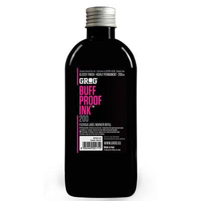 Grog Buff Proof Ink (BPI) Refill  | Spray Planet