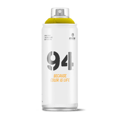 MTN 94 Spray Paint - Babel Green (9RV-111)