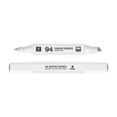 94 Graphic Marker Individual - <strong>NEW!</strong> Balboa Grey
