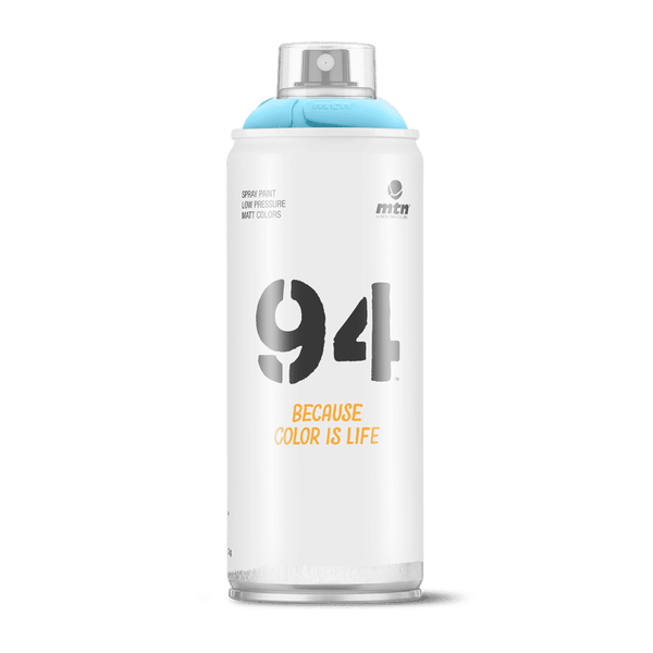 MTN 94 Spray Paint - Barceloneta Blue | Spray Planet