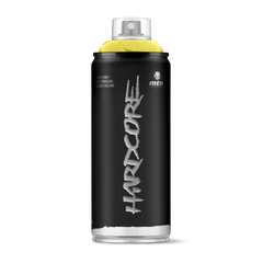 MTN Hardcore Spray Paint - Beach Yellow (HRV-222)