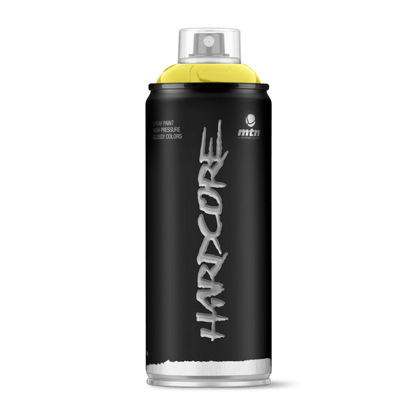 MTN Hardcore Spray Paint - Beach Yellow | Spray Planet
