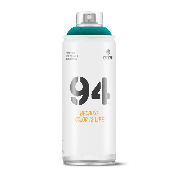 MTN 94 Spray Paint - Beryl Green | Spray Planet