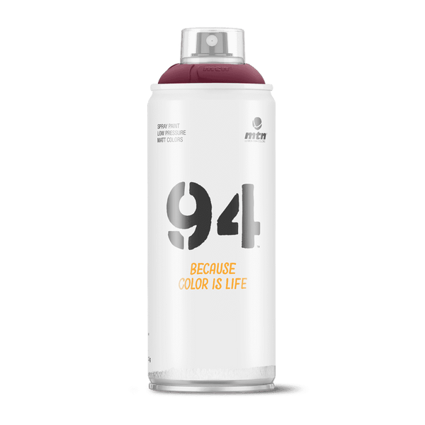 MTN 94 Spray Paint - Bitacora Red | Spray Planet