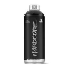 MTN Hardcore Spray Paint - Black (HRV-9011)