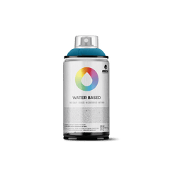 MTN Water Based 300 Spray Paint - <strong>NEW</strong> Blue Green Dark (WRV-234)