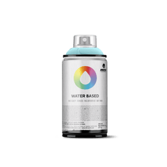 MTN Water Based 300 Spray Paint - <strong>NEW</strong> Blue Green Light (WRV-342)