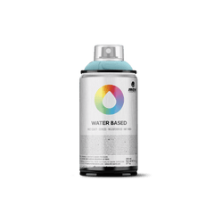 MTN Water Based 300 Spray Paint - <strong>NEW</strong> Blue Green (WRV-343)