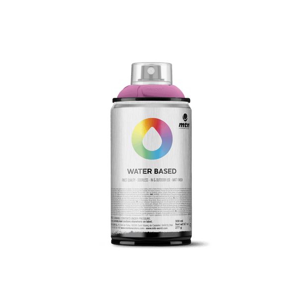 MTN Water Based 300 Spray Paint - Blue Violet Light | Spray Planet