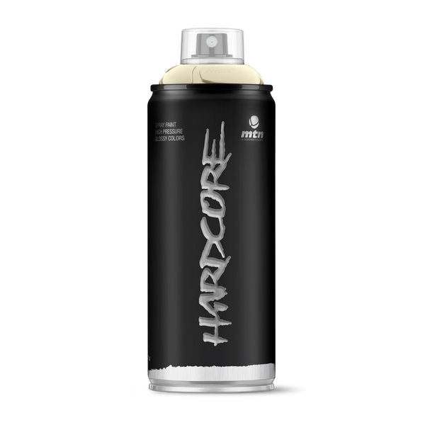 MTN Hardcore Spray Paint - Bone White | Spray Planet