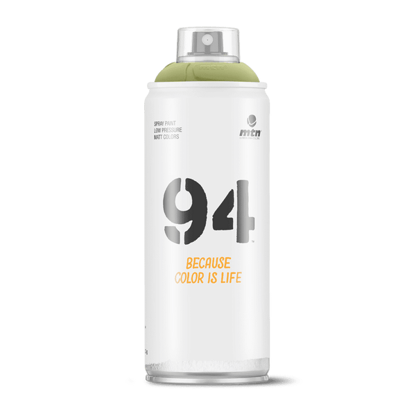 MTN 94 Spray Paint - Bonsai Green | Spray Planet