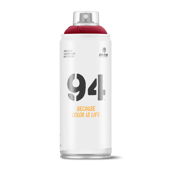 MTN 94 Spray Paint - Bordeaux Red | Spray Planet