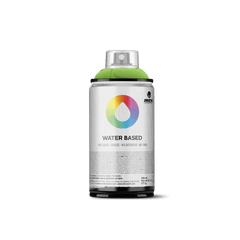 MTN Water Based 300 Spray Paint - Brilliant Green (WRV-6018)