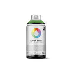MTN Water Based 300 Spray Paint - <strong>NEW</strong> Brill. Yellow Green Dark (WRV-335)