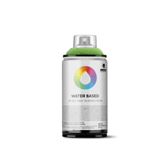 MTN Water Based 300 Spray Paint - <strong>NEW</strong> Brill. Yellow Green Deep (WRV-334)