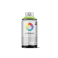MTN Water Based 300 Spray Paint - <strong>NEW</strong> Brill. Yellow Green Med (WRV-333)