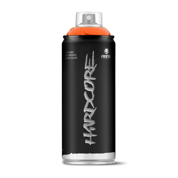 MTN Hardcore Spray Paint - Calcutta Orange | Spray Planet