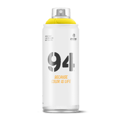 MTN 94 Spray Paint - Canarias Yellow (9RV-109)