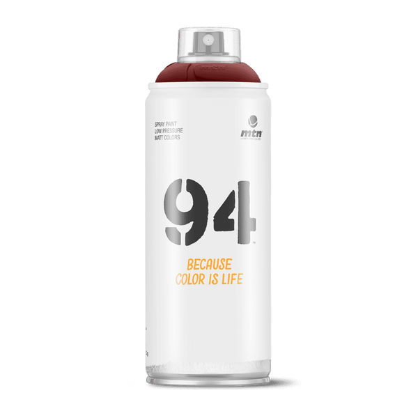MTN 94 Spray Paint - Cherokee Red | Spray Planet
