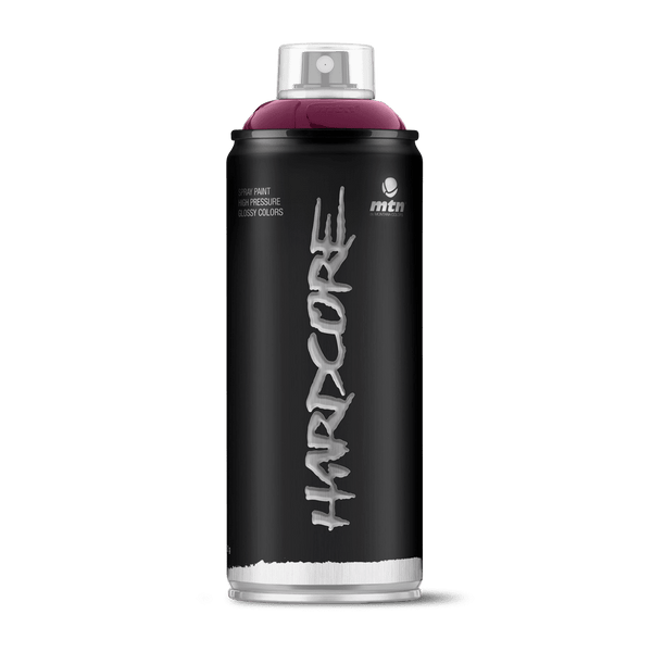 MTN Hardcore Spray Paint - Cherry | Spray Planet