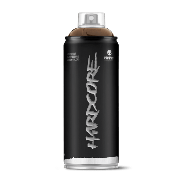 MTN Hardcore Spray Paint - Chocolate Brown | Spray Planet